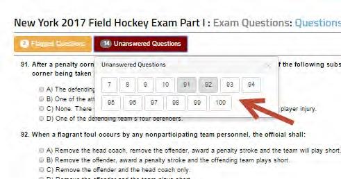 NFHS Exam Website Instructions